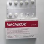 Макмирор инструкция по применению, противопоказания, побочные эффекты, отзывы