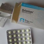 Реланиум инструкция по применению, противопоказания, побочные эффекты, отзывы