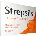 Стрепсилс с витамином с инструкция по применению, противопоказания, побочные эффекты, отзывы