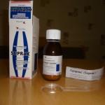 Супракс инструкция по применению, противопоказания, побочные эффекты, отзывы
