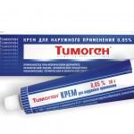 Тимоген крем инструкция по применению, противопоказания, побочные эффекты, отзывы