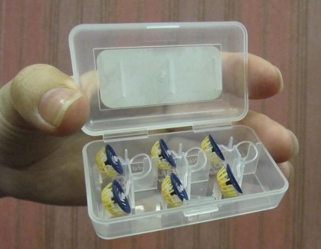 Упаковка фильтров