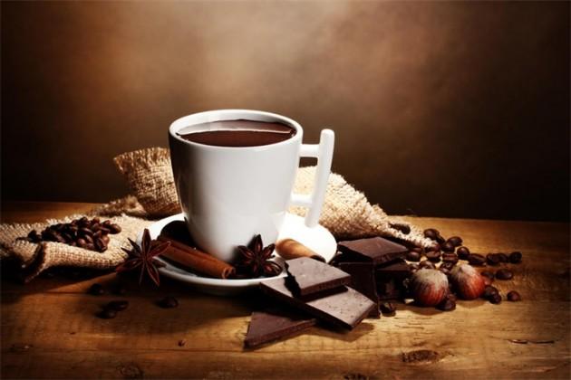 Шоколад и кофе