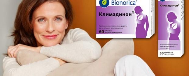 Климадинон инструкция по применению, противопоказания, побочные эффекты, отзывы