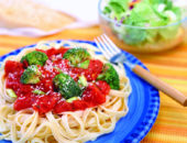 Диета на макаронах: меню, отзывы