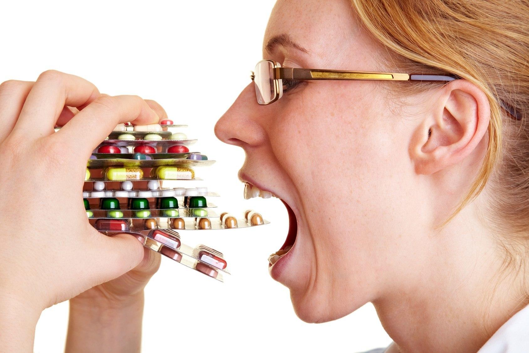 таблетки от многих видов глистов