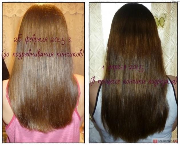 Волосы после луковой шелухи