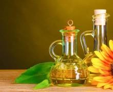 подсолнечное масло нерафинированное