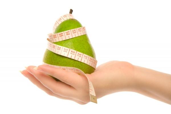 Груша при похудении