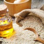 Кунжутное масло: чудеса восточной экзотики