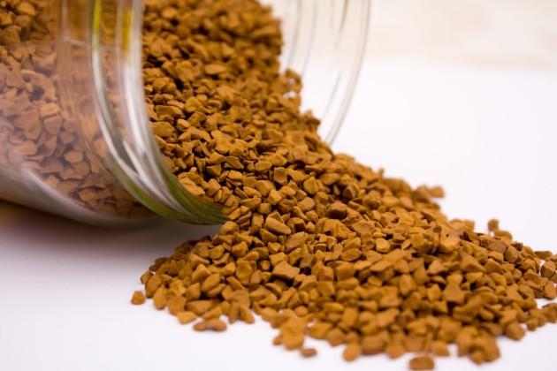 Растворимый кофе в гранулах