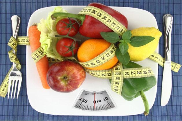 Минусовая калорийность пищи