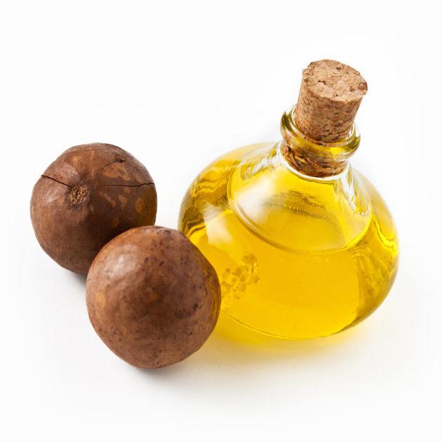 Очищающее средство для лица с маслом макадамии