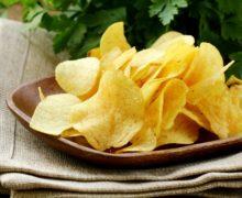 Картофельные чипсы