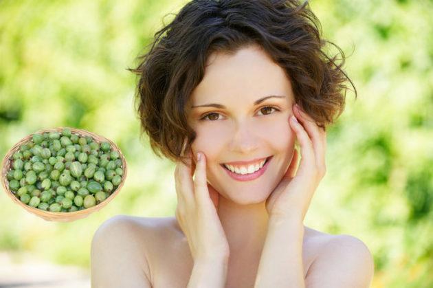 Женская улыбка и здоровая кожа