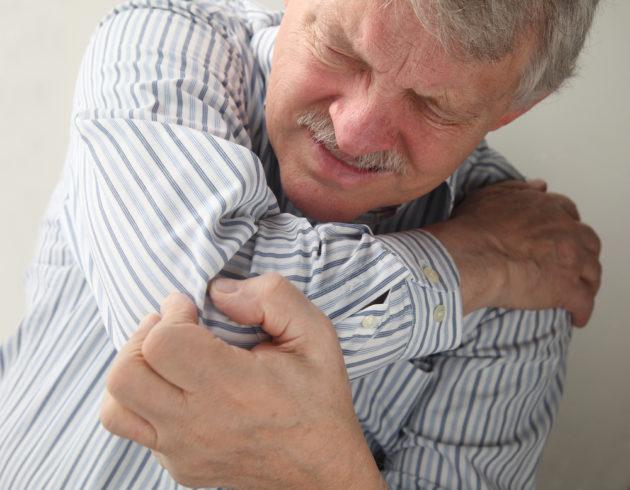 Боль в суставах у мужчины