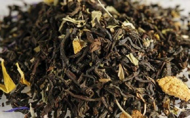 Бергамотный чай