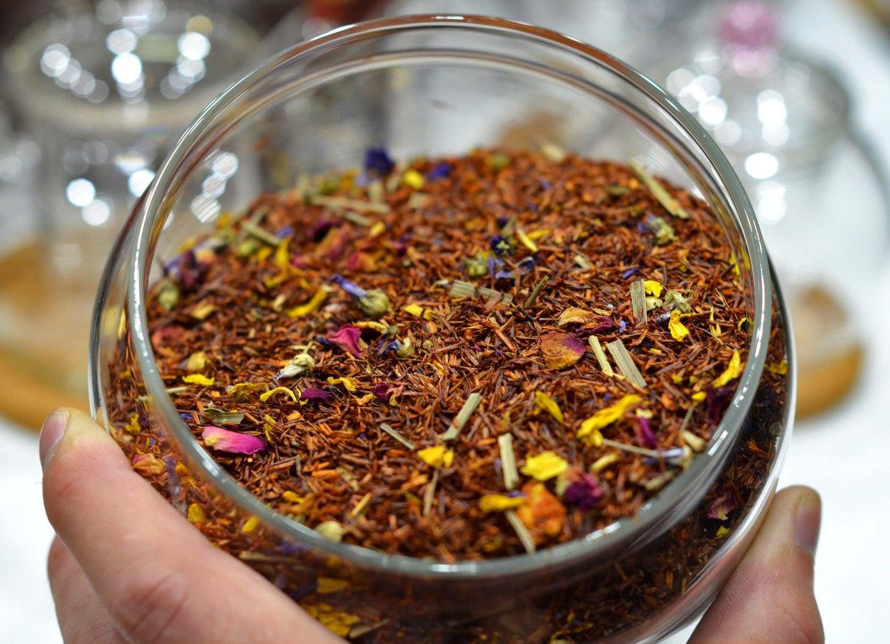 Как чай ройбуш влияет на потенцию