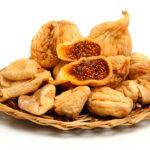 Полезные свойства сушёного инжира