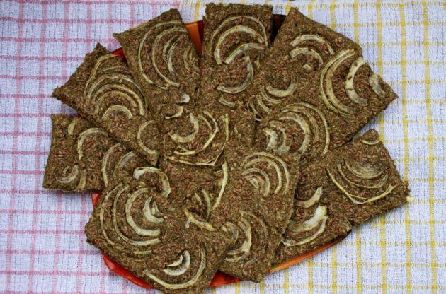 Ржаные хлебцы с тмином