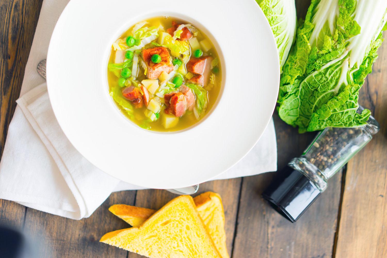 пекинская капуста в суп можно