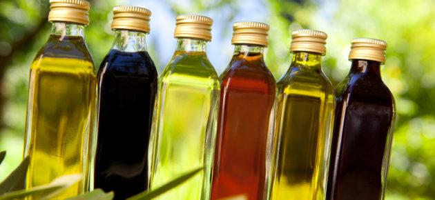 Натуральные растительные масла от геморроя