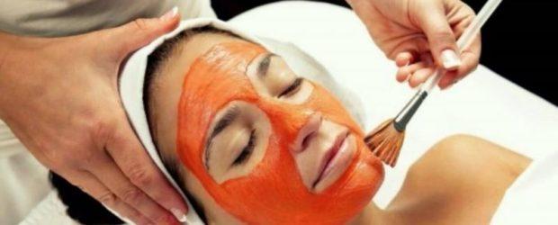 Морковная маска от прыщей