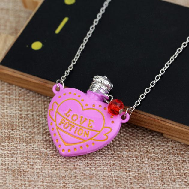 Любовное зелье в розовом флаконе