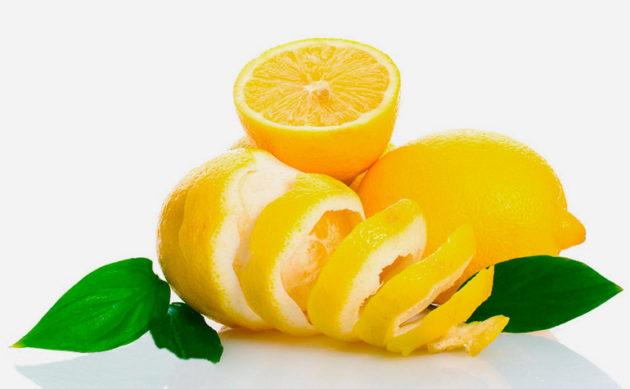 Кожура лимона