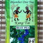 Синий чай из Таиланда