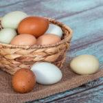 Сырые яйца в пользу красоты и здоровья