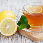 Чай с лимоном: в чём его польза и вред?