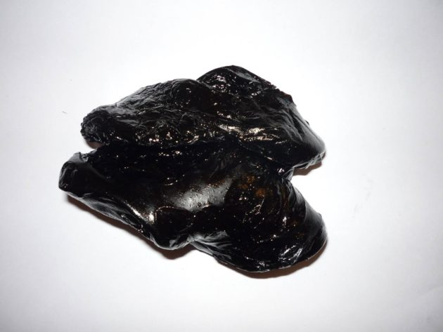 Чёрное мумиё