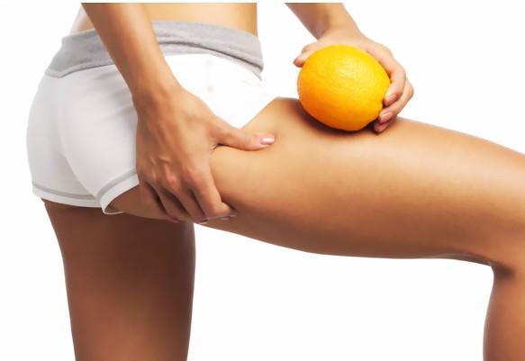 Гладкая кожа ног и апельсин