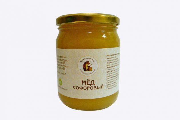 Мёд софоры