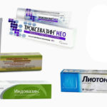 Лиотон, Троксевазин, Троксевенол, Индовазин